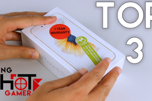 iPhone 6s Unboxing and 3 Top Features